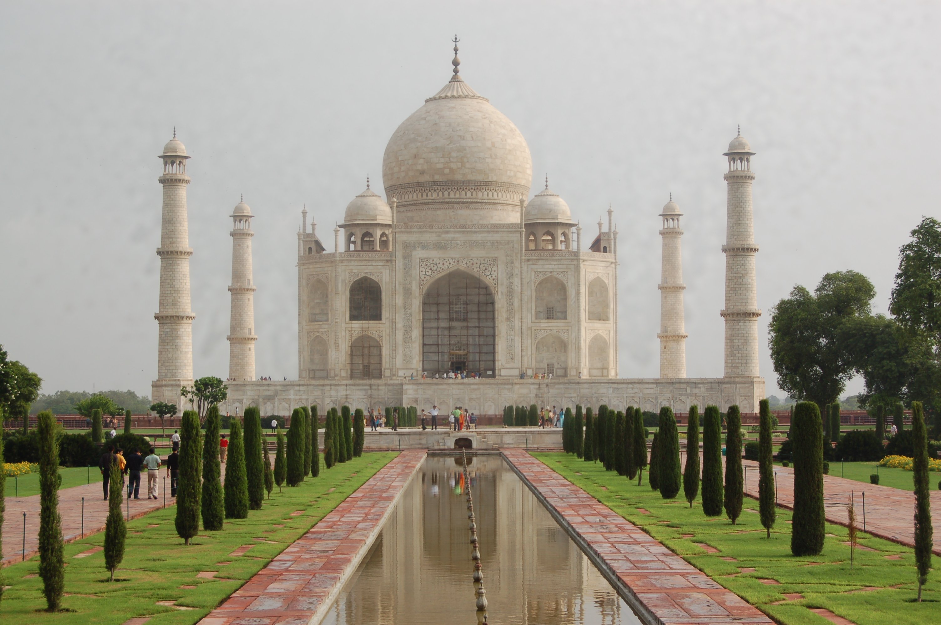a study and history of the taj mahal Quick answer appearing in several lists of world wonders, the taj mahal is not only one of the largest tourist attractions in india, it is also the most well-known example of mughal architecture.