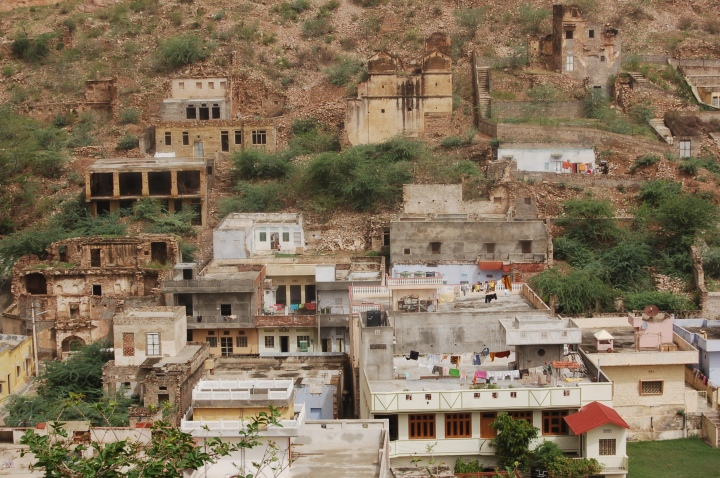 The colours of India: TigerFort