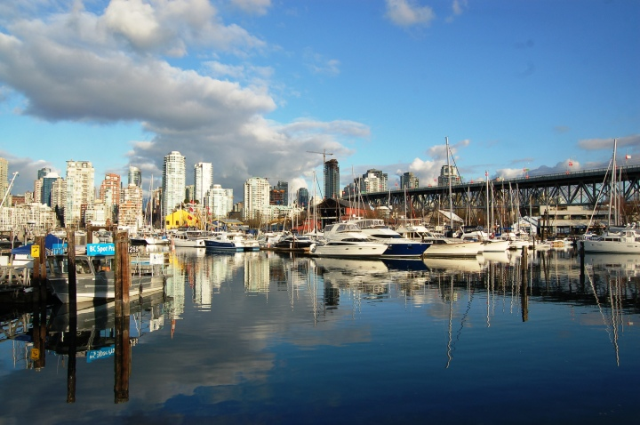 Beautiful British Columbia: Giving Vancouver the run around (1/3)
