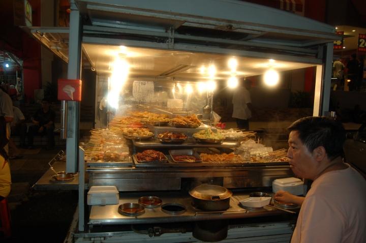 Street Eats, Malaysia: Bullfrog or Durianfruit?