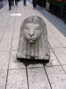 Swedish Lion