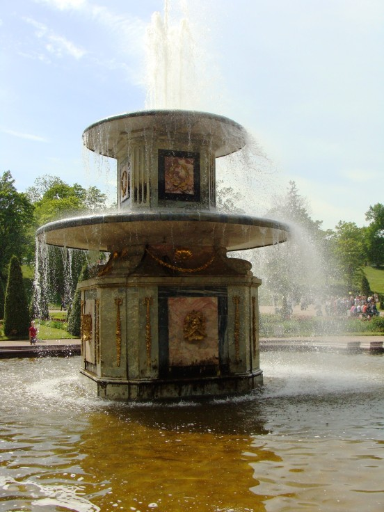 Fountain Peterhof