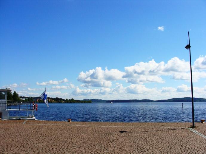 Kuopio lake