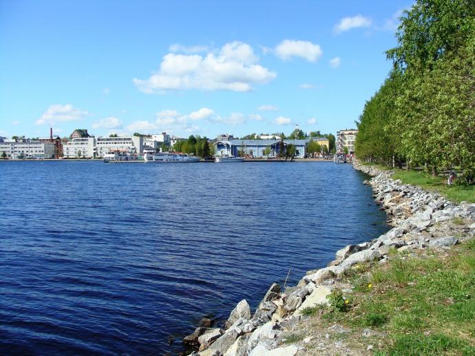 Kuopio water