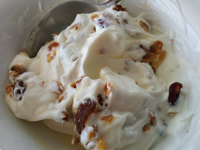 Yogurt and Honey, Poseidon of Paros
