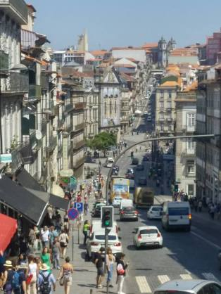 Porto, thefriendlygraffe